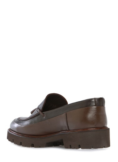 George Hogg George Hogg 7004260 Kahverengi Erkek Loafer Erkek Ayakkabı Kahve